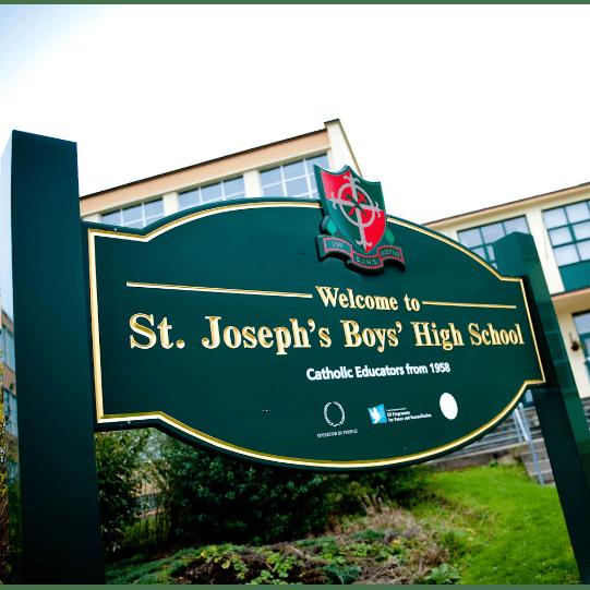 St Joseph's HS - Newry