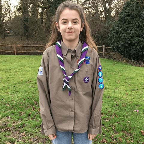 Fund Raising For 24th World Scout Jamboree 2019 - Jane Barker