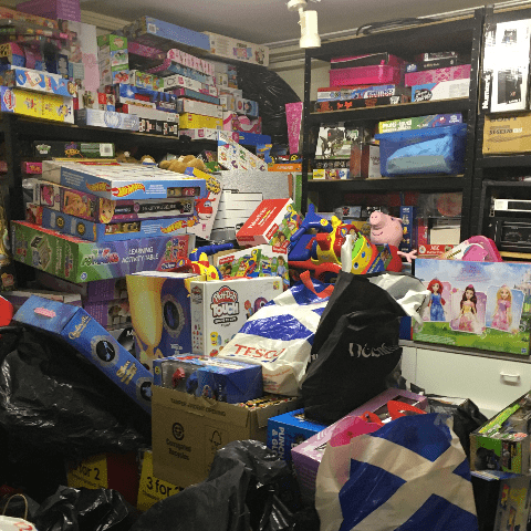 Caithness FM Christmas Toy Appeal