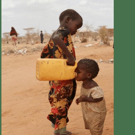 Build A Well in Somalia - Saida Abasheikh
