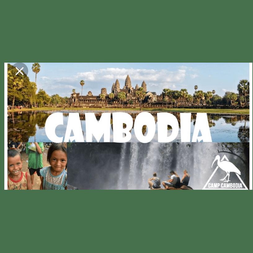 Cambodia 2020 - Sharon Mitchell