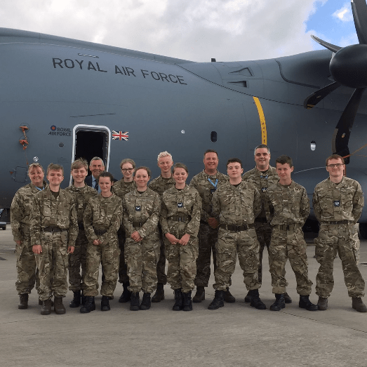 Shepton Air Cadets
