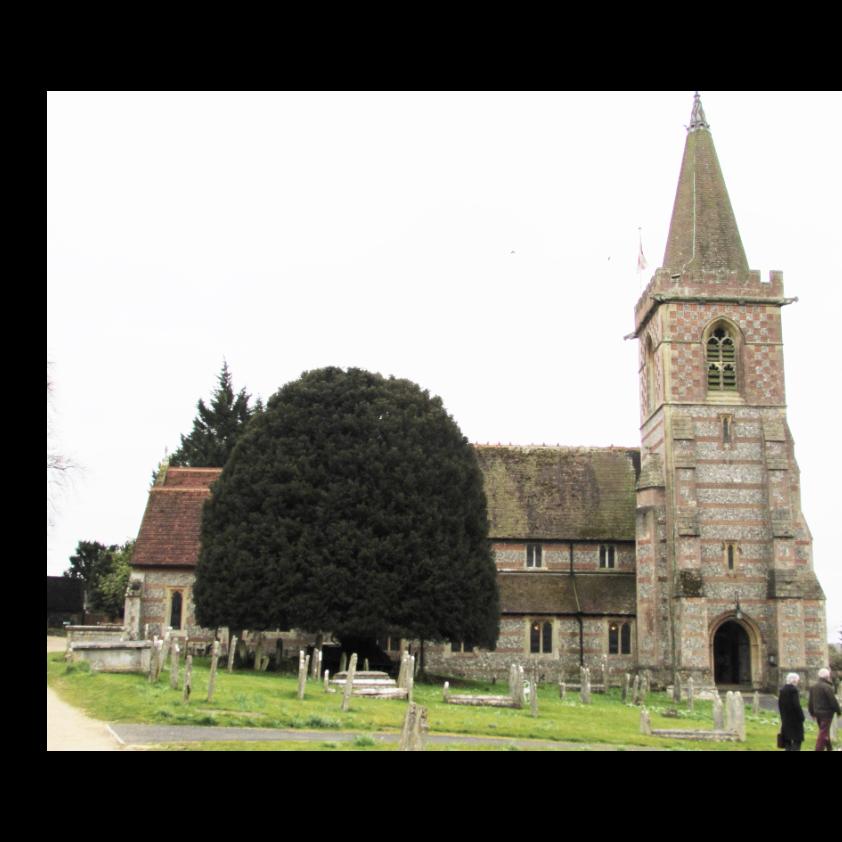 St Mary the Virgin Church - Twyford, Hants