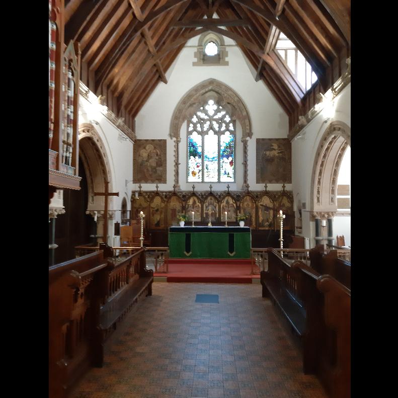 St Peter's Cranbourne