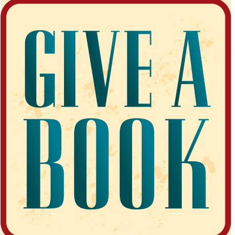 Give a Book cause logo