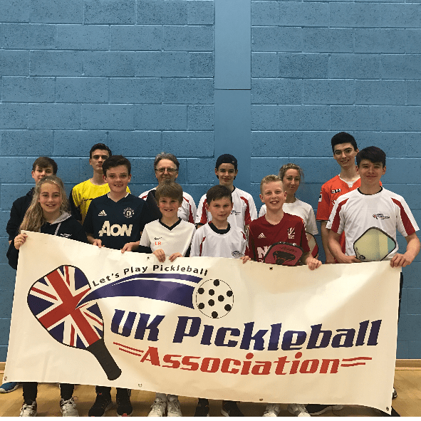 United Kingdom Pickleball Association UKPA
