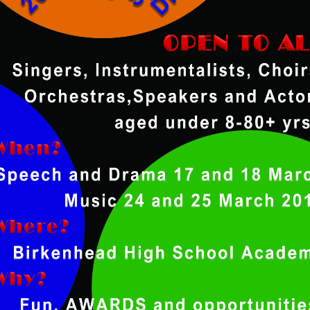 Wirral Festival of Music Speech and Drama cause logo