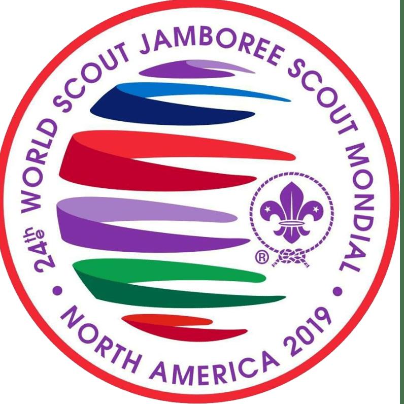 World Scout Jamboree USA 2019 -  Molly Charles