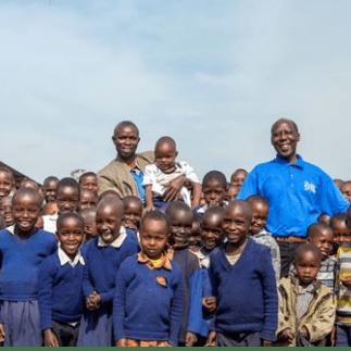 Dig Deep Mount Kilimanjaro 2019 - Roda Mohammed