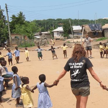 World Challenge India 2018- Rosie Morgan
