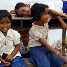 Camps International Cambodia 2018 - Alex Morgan