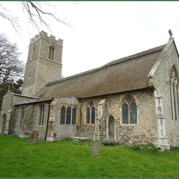 St Michael's Church - Irstead Norfolk