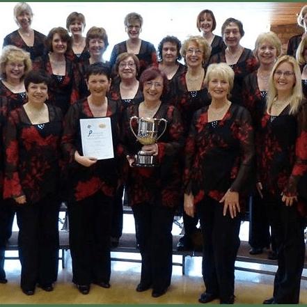 Solent Sounds Ladies Barbershop Chorus