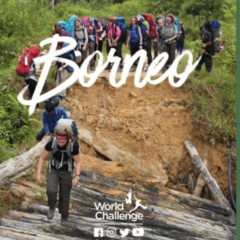 World Challenge Borneo 2021 - Connie Myers