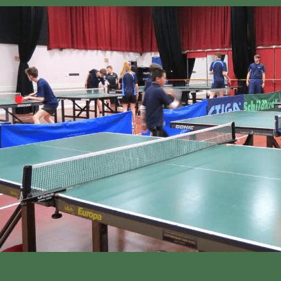 Rawreth Juniors Table Tennis Club