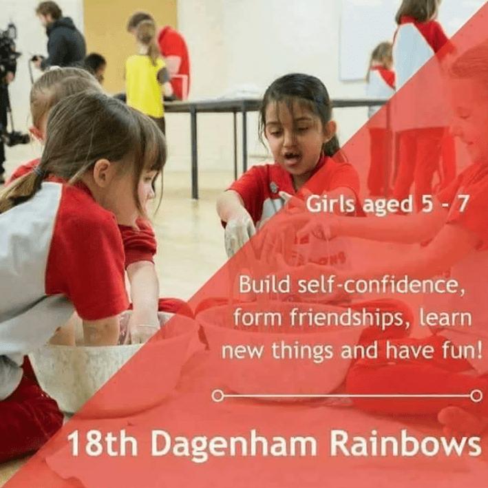 18th Dagenham Rainbows