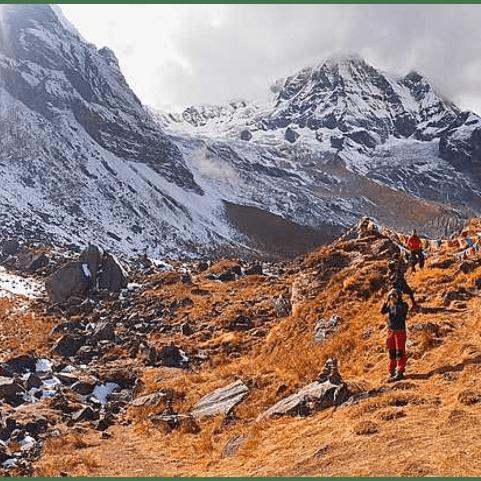 World Challenge Nepal 2020 - Daniel Paton