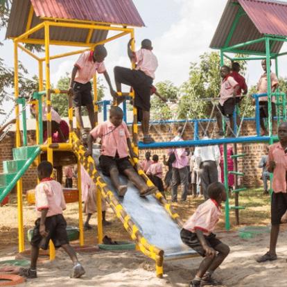 East African Playgrounds Uganda - Chelsea Stevens