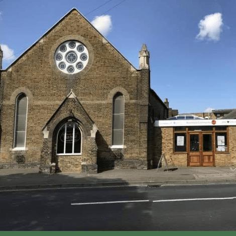 Rochford Methodist Church