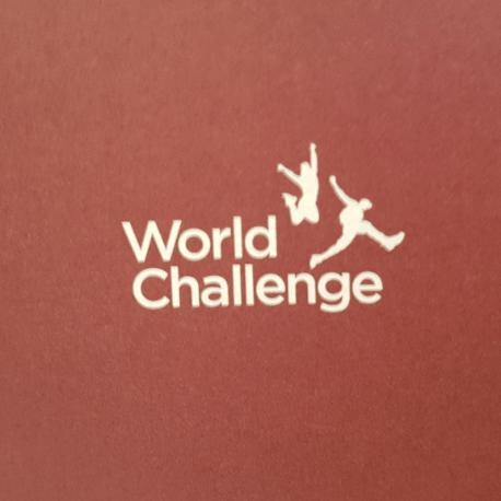 World Challenge India 2021 - Rayner Ann