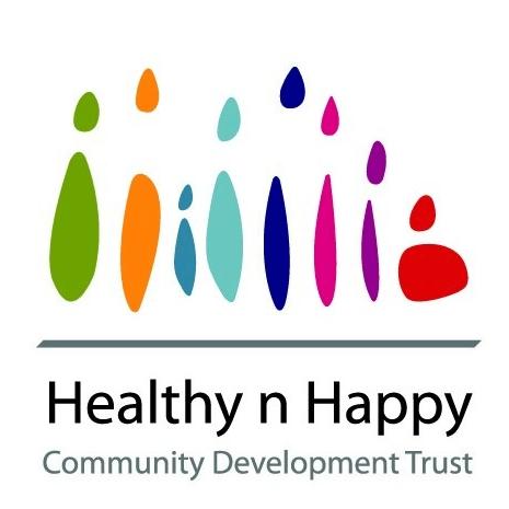 Healthy n Happy Community Trust cause logo