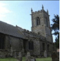 St Mary's Church, Grendon