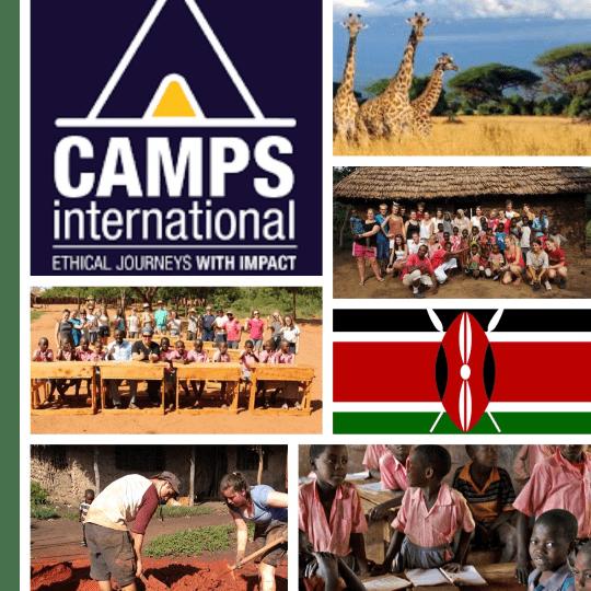 Camps International Kenya 2021 - Katie Hill