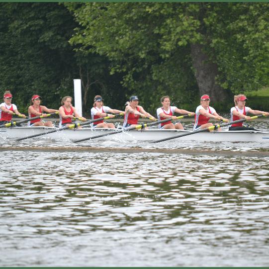 Agecroft Rowing Club Womens Squad