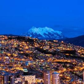 World Challenge Bolivia 2019 - Shaun Sweeney