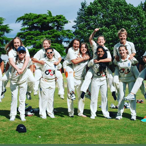 Warwickshire Women CC tour South Africa 2018 - Emily Naylor