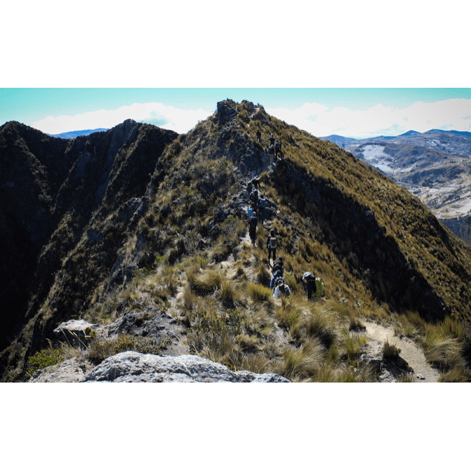 World Challenge Ecuador 2019 - Tom Layton
