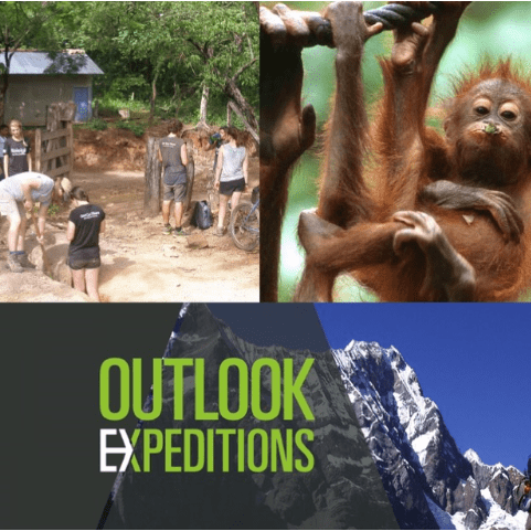 Outlook Expeditions Borneo 2020 - Anisa Ahmed