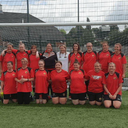 Middlewich Town Ladies FC