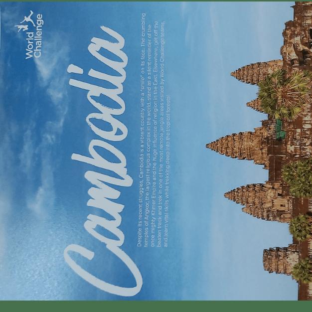 World Challenge Cambodia 2021 - Teoni Cartwright