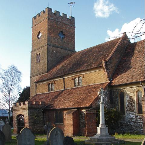 St Mary Magdalene Church - Littleton