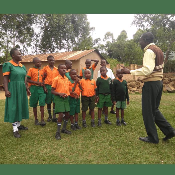 Siaka School for the Blind