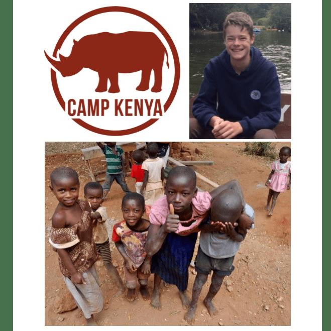 Camp International Kenya 2018 - Edward Groocock