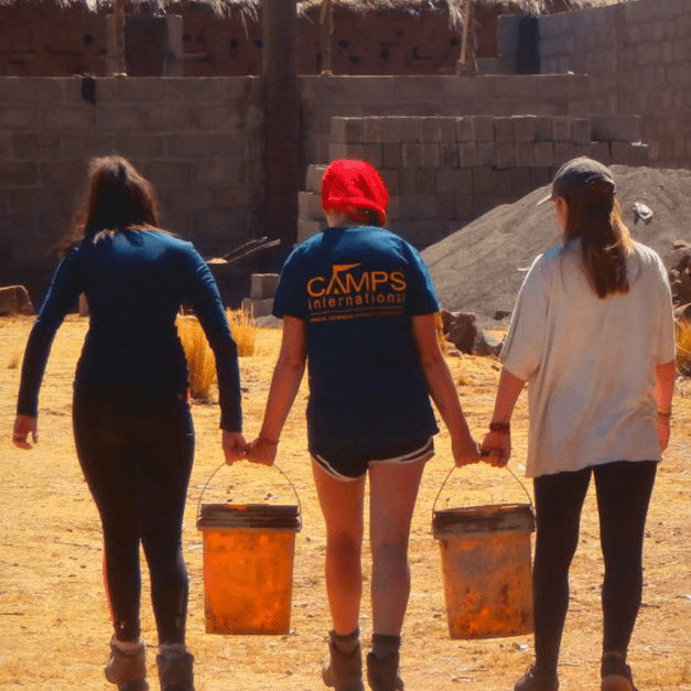 Camp International Peru 2019 - Harry Burns