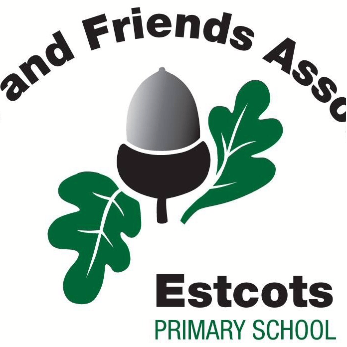 Estcots Primary School cause logo