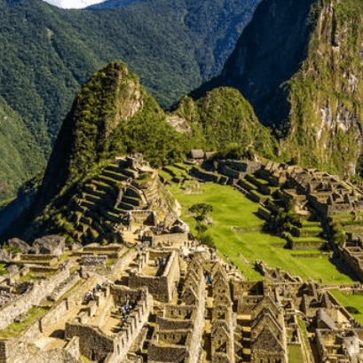 Action Against Hunger Machu Pichu 2019 - Pip Hyde