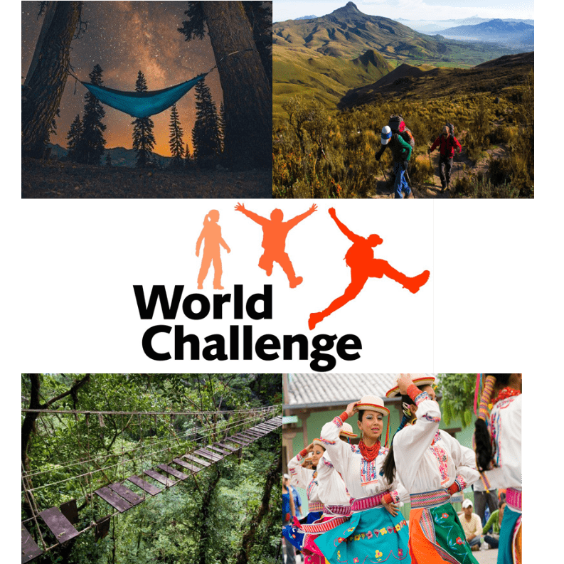 World Challenge Ecuador 2019 - Leisha Mofford