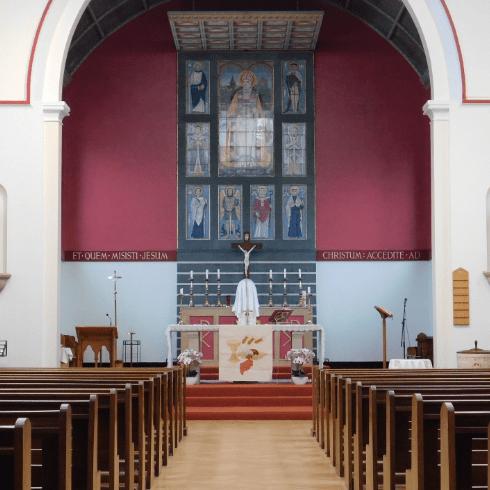 St John Fisher Church - Rochester