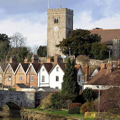 St Peter and St Paul's Church Aylesford