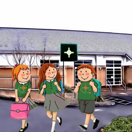 St MacNissis Primary School - Larne