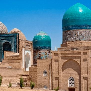Silk Route Kyrgyzstan 2020 - Jack Thomas