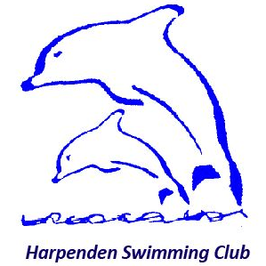 Harpenden Swimming Club cause logo
