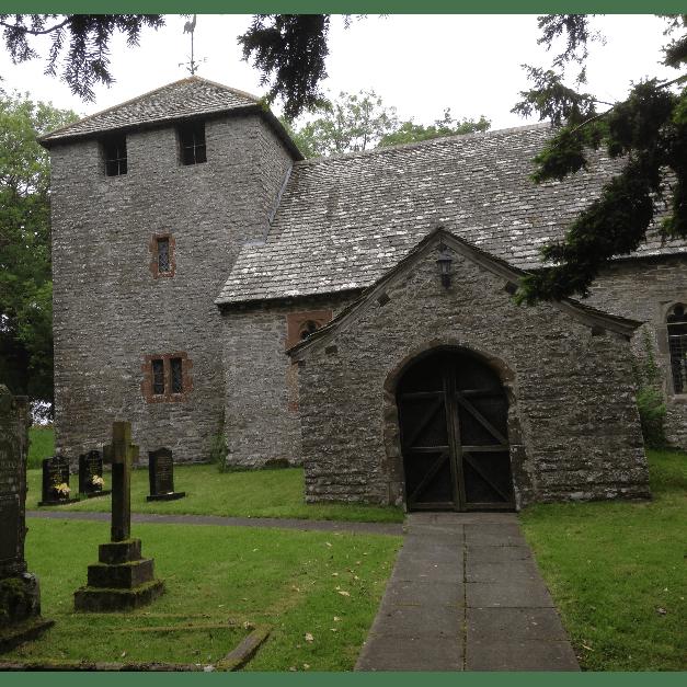 Llandeilo Graban Church