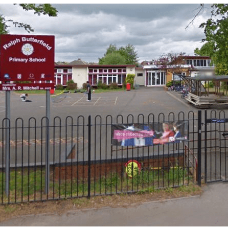 Ralph Butterfield Primary School, Haxby