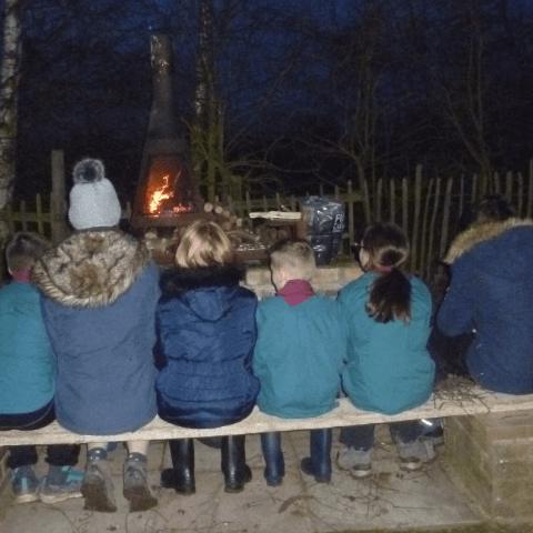 Scouting Jamboree USA 2019 - 1st Riccall