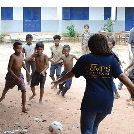 Camps International Cambodia 2020 - Bella Davies